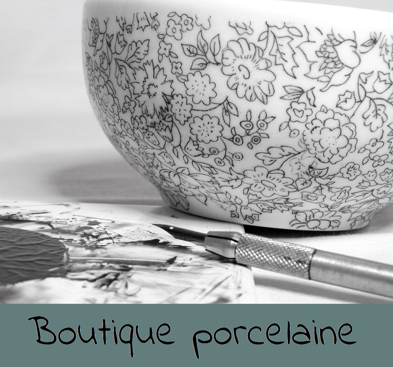 boutique porcelaine